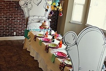 Vintage Party Deco Ideas