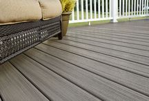 It's Paramount! / Fiberon Paramount Decking is available in four multi-chromatic colors and two solids. Fiberon Paramount is backed by a lifetime limited warranty. http://www.fiberondecking.com