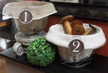 DIY idea's / crafty creative ideas for my little humble ranch house and kido's / by Keira Welter