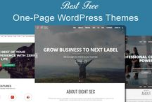 Best Free WordPress One Page Themes