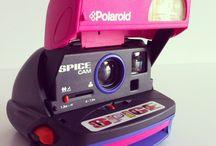 Polaroid Spice Girls / http://instantclick.co/product/polaroid-spicecam-spice-girls-special-edition