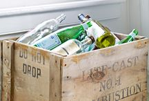 Upcycling: CRATES