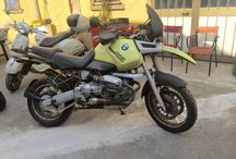 "R1100GS '97 Cafe Race ""Creature"" / Under construction...."