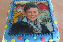 Foto taart / Eetbare fotoprint op een taart