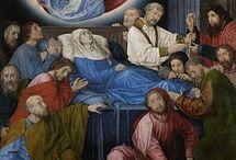 Hugo van der Goes (1430-80 /1482) / Flamish Primitives