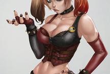 My Harley Quinn Side