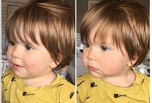 Boy's Hair