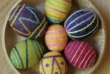 Easter felting