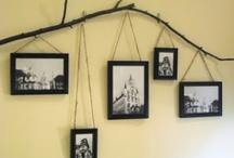 frames and photos