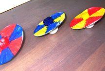 Κατασκευές πλαστικά καπάκια - plastic bottle cap
