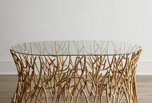 Furniture. / Coffee table