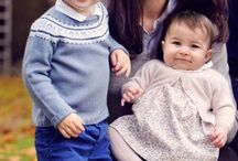 Prince's George, Louis and Princess Charlotte