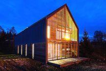 Garden studio built