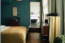 χρώματα δωμάτια
