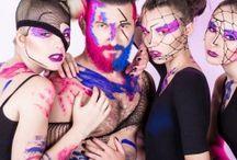 Fashion in Color Makeup Collection by Alena Philippova