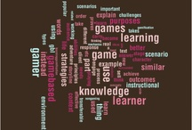 GAME-BASED LEARNING / Learning through games / by Aysin Alp