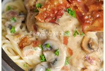 Home & Recipes / by Peggy Kukanich
