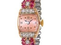 Fabulous and Unique Women's watches / Beautiful and genuine designer watches for women. I only feature real genuine pieces, not fake counterfeit designer watches made by little kids in China.