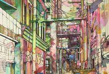 "Illustration / Ill? / by Martins ""kic"" Legzdins"
