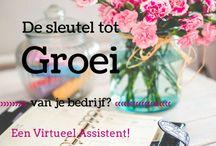 Virtual Assistant / Weg met het to-do lijstje! Kijk waar een virtual assistant je mee kan helpen.