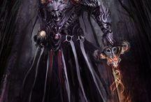 Void, Death and Darkness
