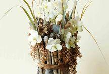 Art floral pour mariage