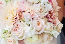 Brudebuketter/blomster