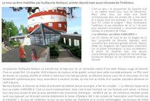 Guillaume Bottazzi, projet de réhabilitation  / Guillaume Bottazzi, projet de réhabilitation  - 20/02/2014