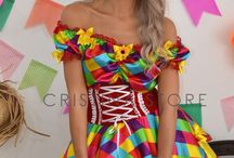 festa junina look