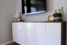 ♥ Interiør - Møbler