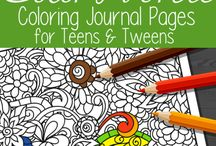 For Teens / Crafts for teens and advice for parents of teens