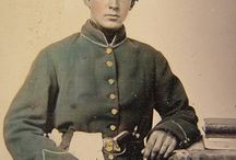 Union Civil War Soldier Images. / by Attack In Both Directions!