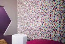 Papel de pared / Da una nueva vida a la decoración de tus paredes con los papeles de pared de última tendencia. Encuéntralos en: www.moods.es