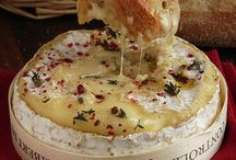 Cheeses of the World / by Erin Waddell
