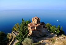 Macedonia / One of the beautiful countries called the Balkans - including Croatia, Serbia, Bosnia & Herzegovina, Macedonia, Albania, Montenegro and Slovenia