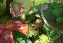 pokemon / starter