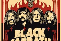 Metal Band - Black Sabbath