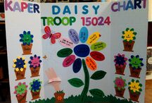 Girl Scout Daisy Leader