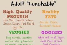 Food- lunch box ideas
