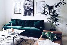 Esmeralda living room