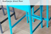 Selekcja drewna /  O wyglądzie podłogi drewnianej decyduje nie tylko kolor i gatunek drewna, ale także jego selekcja.  Selekcja drewna to ustalony przez producentów podłóg sposób grupowania desek według ich właściwości wizualnych