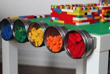 Lego chico