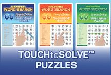 Our Mobile Apps / Some of the puzzle apps and games offered by PuzzleNation and our friends at Penny/Dell Puzzles