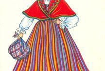 Madeira traje