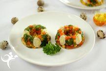 Wielkanoc 2015 - Smacznego Wielkopolsko / Wielkanocne pomysły kulinarne z wykorzystaniem warzyw i owoców