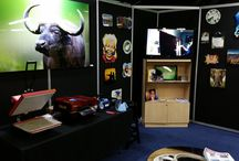 Trade Shows / A collection of trade shows we have done this past year. The Photo and Film expo has to be my favorite.