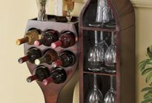 Wine kitchen ideas / by Sally Lyn
