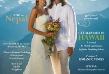 Weddings Elsewhere Needs / Our new destination wedding magazine debuts this September. 10,000 copies will be distributed at bridal shows in the US  Our publication will be issued 3x per year   Brides if you are not near one of the shows, we will arrange for you to get a copy (Print or digital is unknown at this time)   The following pins will get into details on what we need to make this the ultimate destination magazine.