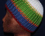 Uncinetto: Cappelli Uomo