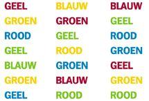 kleur & psychologie